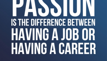 job security vs career security passion in education - Job Vs Career The Difference Between A Job And A Career