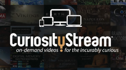 Tech Review: Curiosity Stream