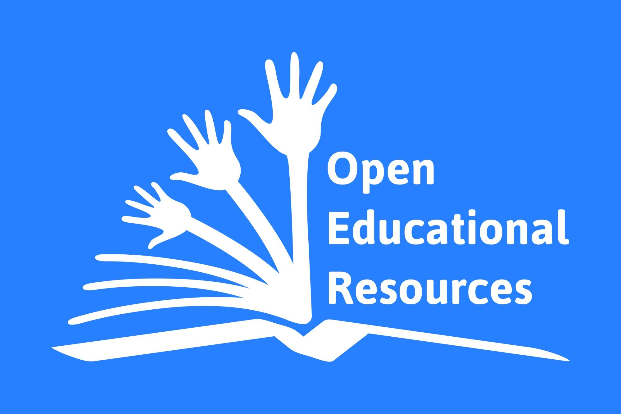 UNESCO Global Open Educational Resources Logo